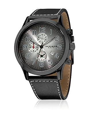 Akribos XXIV Reloj de cuarzo Man AK603BK 48 mm