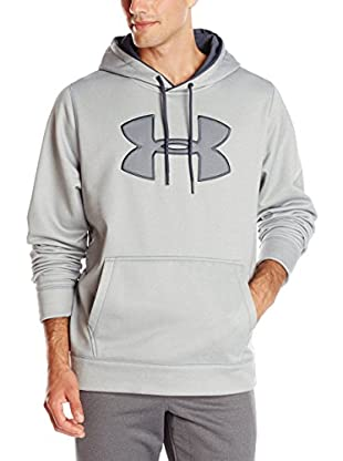 Under Armour Sudadera con Capucha Af Big Logo Hoodie