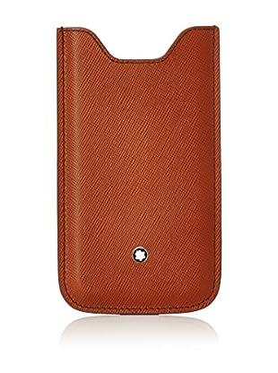 Montblanc Handy Case 109631 cognac