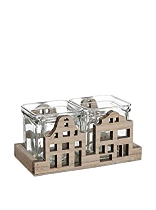 NORDIC & CO Kerzenhalter Houses