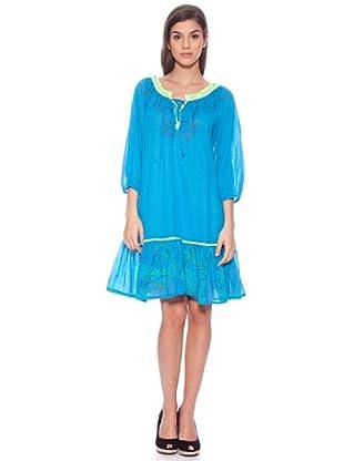 Sigris Vestido India (Azul)