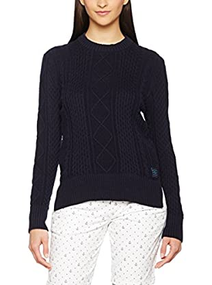 Superdry Pullover Saunton Cable Knit