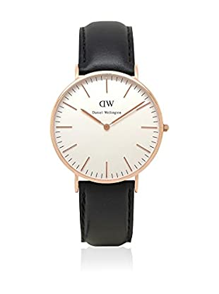 Daniel Wellington Reloj de cuarzo Man 0107DW 40 mm