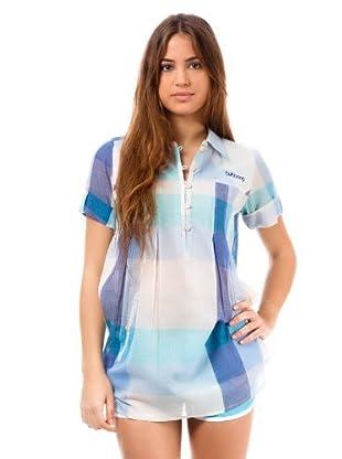Billabong Camisa Safari (Multicolor)