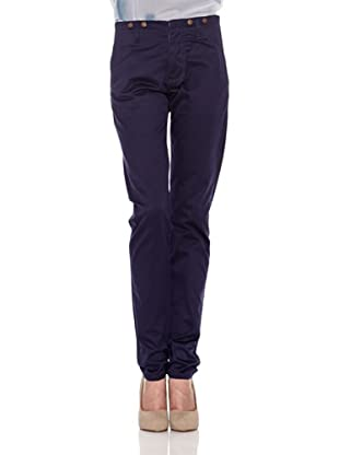 Pepe Jeans London Hose Brenda (Blau)