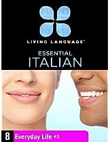 Essential Italian, Lesson 8: Everyday Life