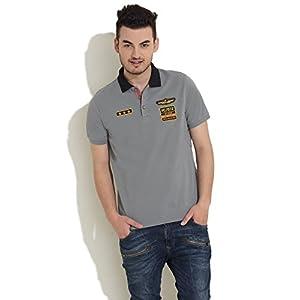 Casual Chic T-Shirt-Light Grey-S