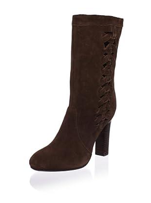 Delman Women's Riley Boot (Bark)