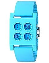 O.D.M O.D.M Unisex Dd106-5 Bloc Digital Watch - Dd106-5