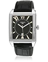 Crb008A222C Ct-459 Black/Grey Analog Watch Cerruti