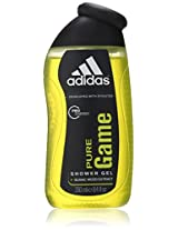 Adidas Pure Game Men's Shower Gel