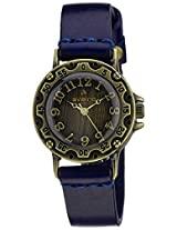 Aveiro Sheen Analog Brown Dial Women's Watch - AV12BLULTR