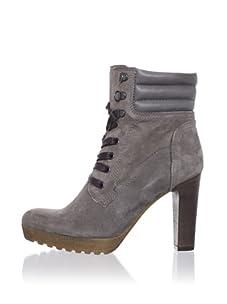 André Assous Women's Marcia Ankle Boot (Elephant)