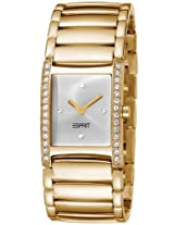 Esprit Analog Silver Dial Women's Watch - ES103712001 (3130)