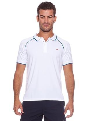 Ellesse Polo Tenis (Blanco)