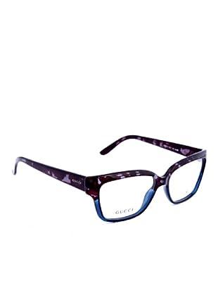 Gucci Damen Brillengestell GG 3571 WV7 havanna / blau