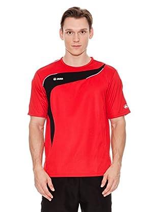 Jako Camiseta Técnica Running Competition (Rojo / Negro)