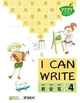 My Fun Chinese: Book 4: I Can Write