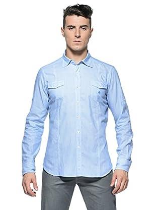 Rodrigo Camisa  Leopold (Azul)