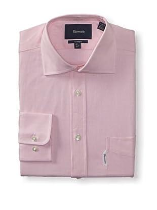 Façonnable Men's Classic Fit Dress Shirt (Pink)