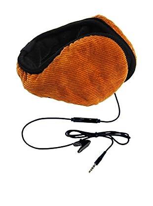 hi-Fun Orejeras Con Auriculares Hi-Ear Marrón