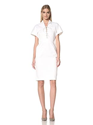 ALTUZARRA Women's Dawn Day Dress (White)