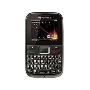 Motorola Erin EX109 (Black)
