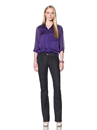 Christopher Blue Women's Marlow Bootcut Jean (Belvedere)