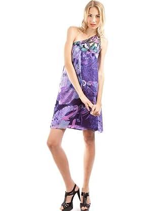 Custo Vestido Karin lipshine (lila)