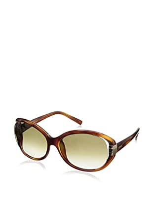 Fendi Women's FS5152 Sunglasses, Light Havana