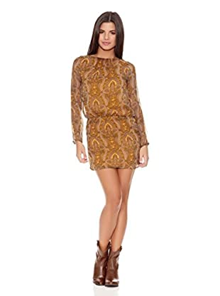 Springfield Vestido Tpaisley Dress