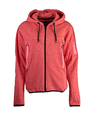 Geographical Norway Sudadera con Cierre Fashionista