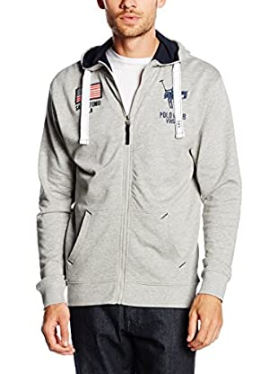 Vinson Polo Club Sweatjacke Bjorn
