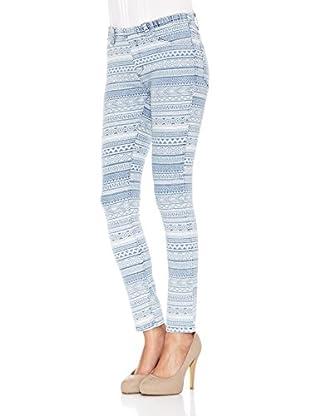 Tantra Vaquero Print Jeans
