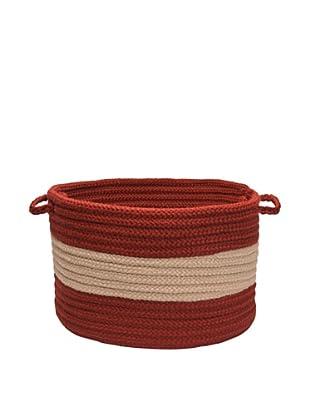 Colonial Mills Parker Basket (Brick)