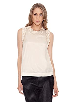Pepe Jeans London Top Greta (Creme)