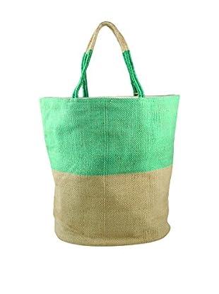 Canvas Home Beach Bag