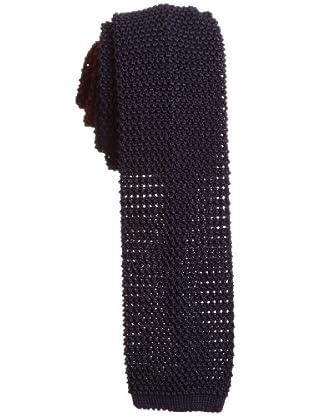 Brooks Brothers Corbata Steeve (Azul)