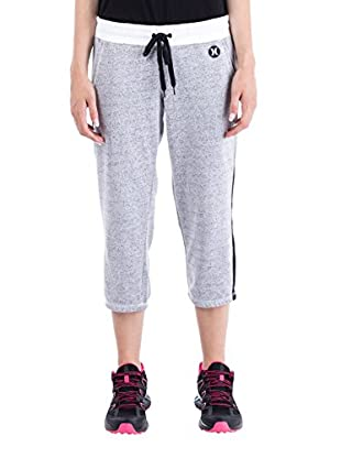 Hurley Pantalone Sport Dri-Fit Fleece Crop Pant