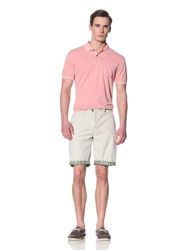 Tailor Vintage Men's Reversible Short (Stone)
