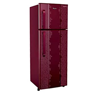 Whirlpool Refrigerator 250L - Mastermind 265 Deluxe 3S (Cubic Wine)