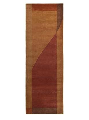 Chandra Daisa Rug, Light Brown, 2' 6