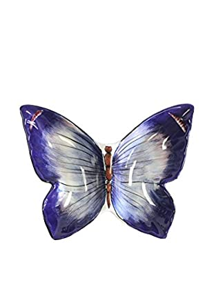 Dior Rare Butterfly-Shaped Ashtray, Purple