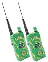 BATTERY OPERATED Walkie Walkies Talkie Phone Kids Toys Toy Gift - N29