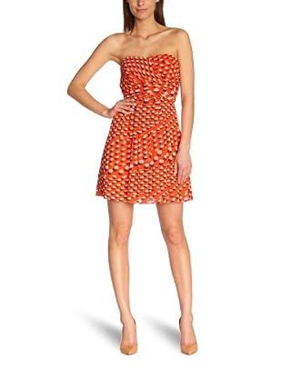 Manoukian Vestido Teodosia (Naranja)