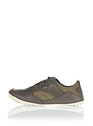Clarks Sneaker Midhurst Ride (graphit/khaki)