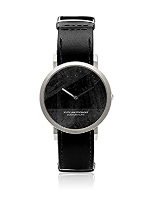 South Lane Reloj de cuarzo Unisex South Lane Signature Alpha Black 40 mm