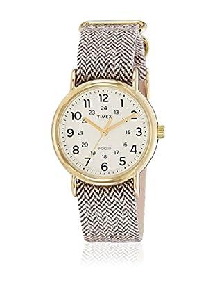 Timex Reloj de cuarzo Unisex Weekender 38 mm