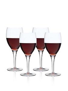 Luigi Bormioli Set of 4 Michelangelo Masterpiece 16.25-Oz. Wine Glasses