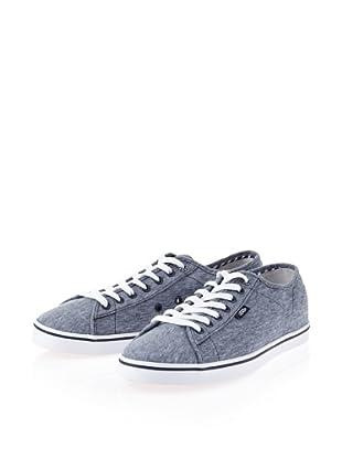 Vans The DL VL3P5JB Herren Sneaker (Blau ((Heather Jersey) navy))